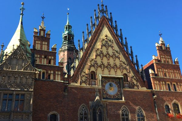 Sports tours to Wroclaw - Wroclaw Town Hall