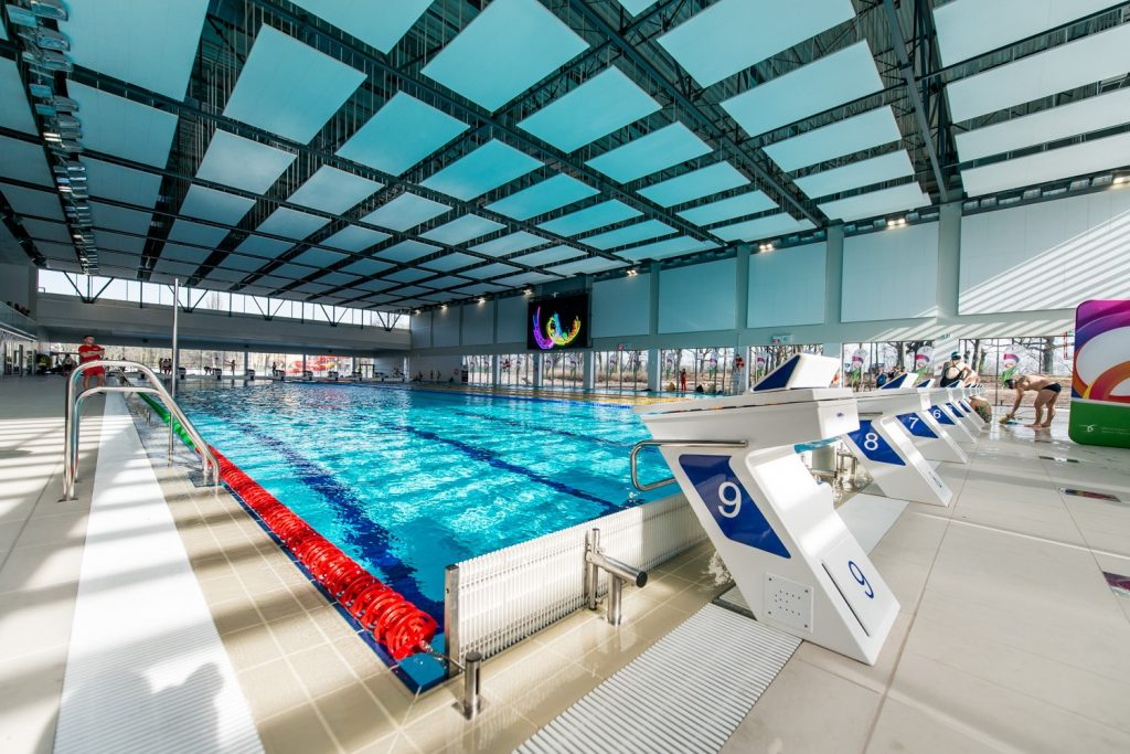 Swimming camps Wroclaw - olympic swimming pool - Road to Sport