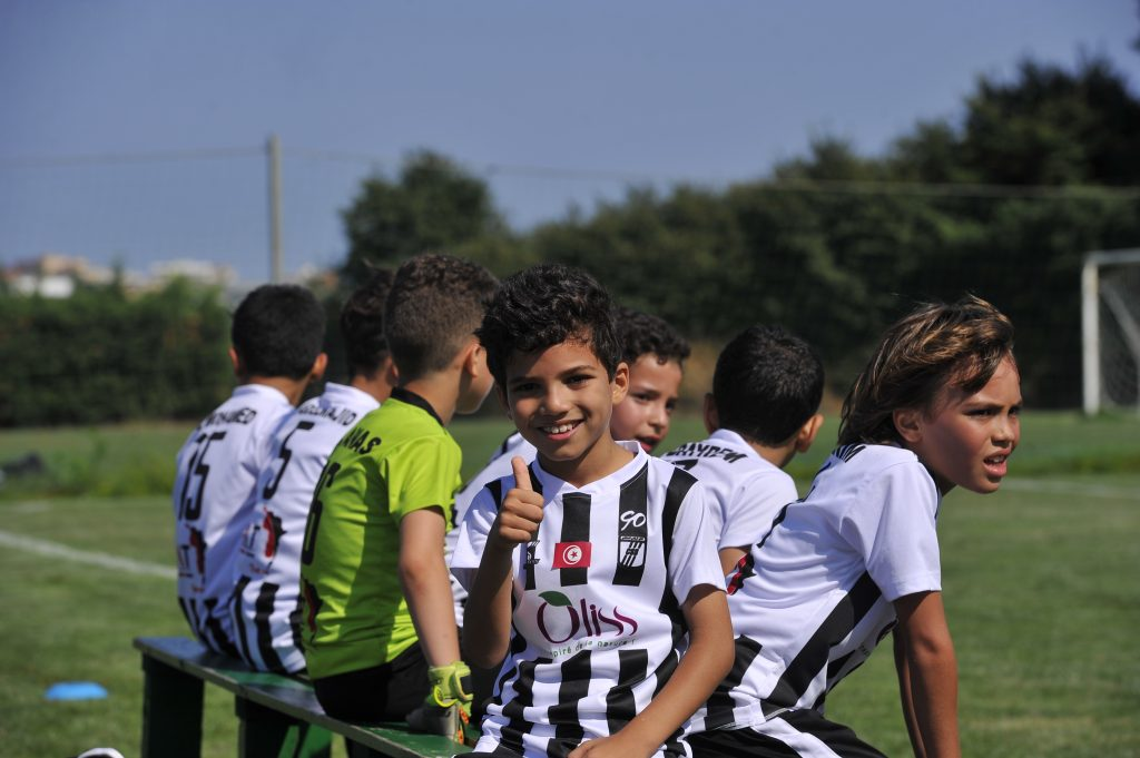 IberCup Barcelona - happy players - Road to Sport