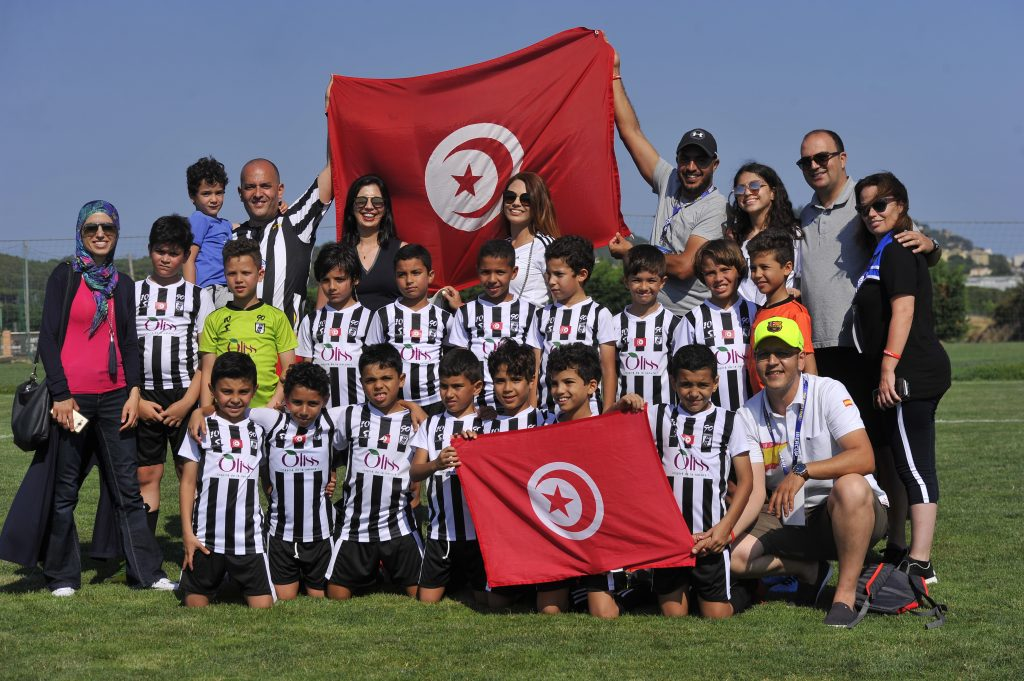 IberCup Barcelona - team on the tournament - Road to Sport