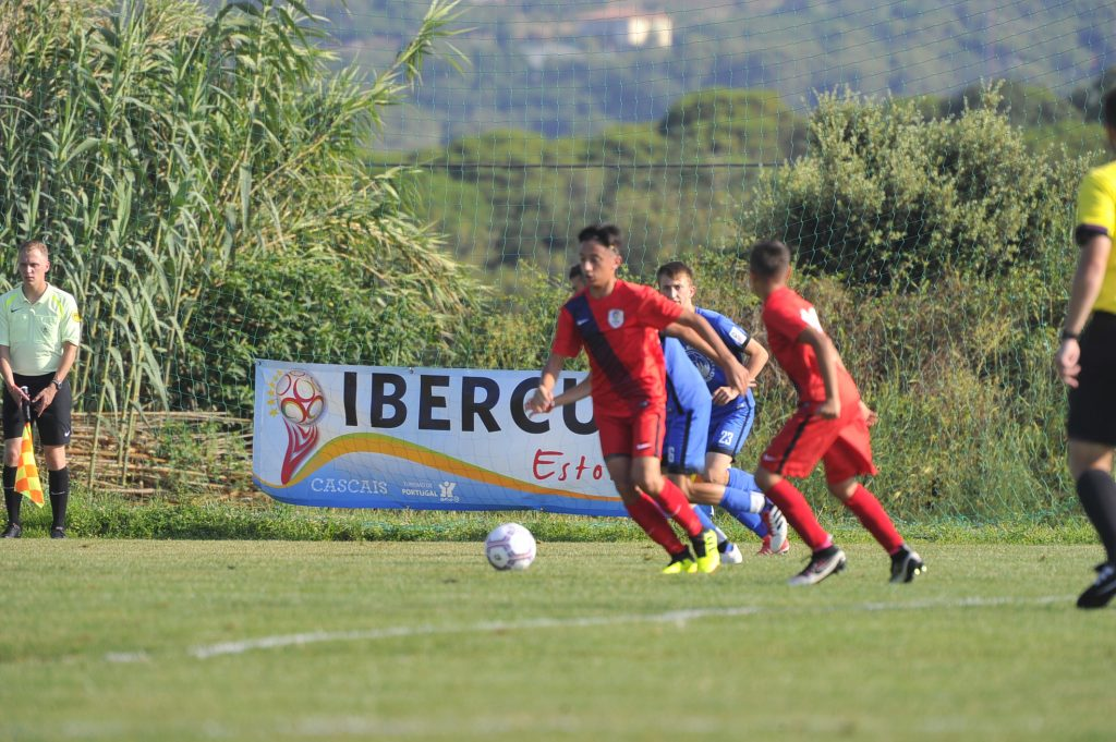 IberCup Barcelona - during the game - Road to Sport