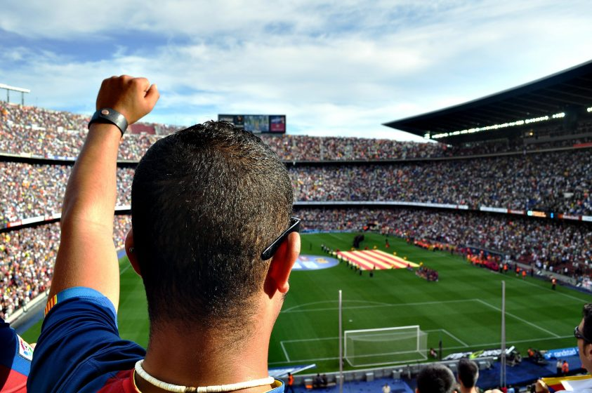 Team Sport Tours - Barcelona , football stadium