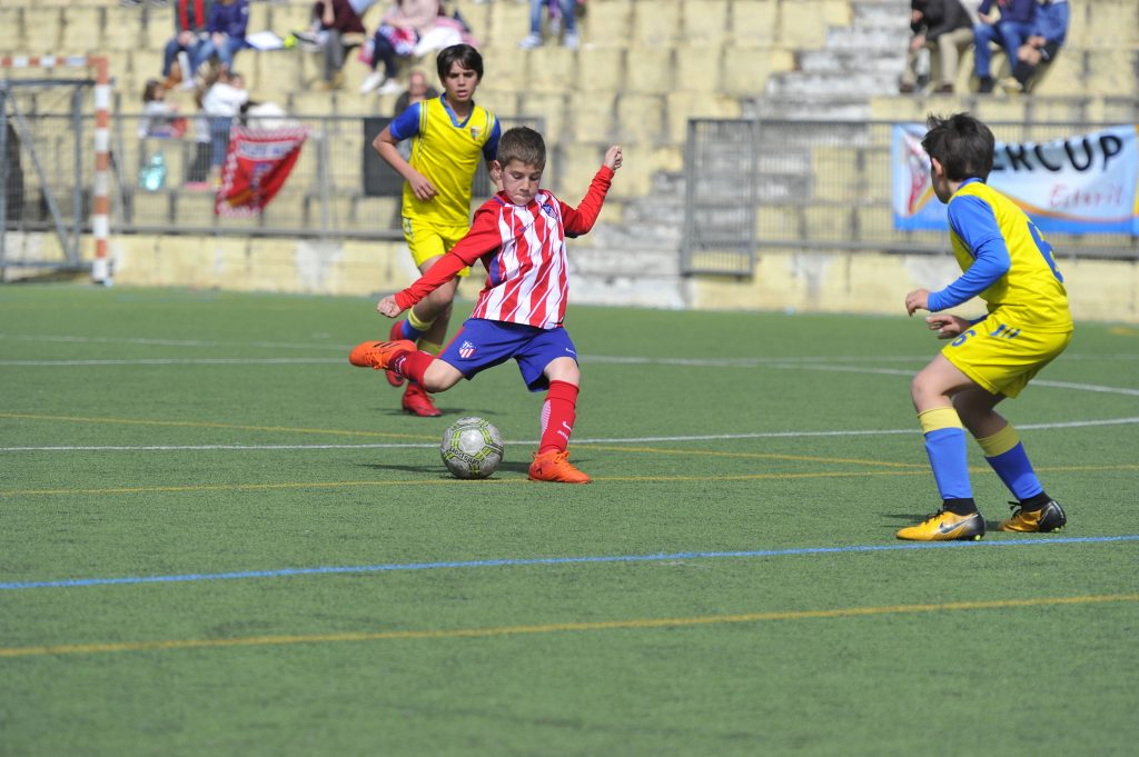 IberCup Cascais - Atletico - Road to Sport