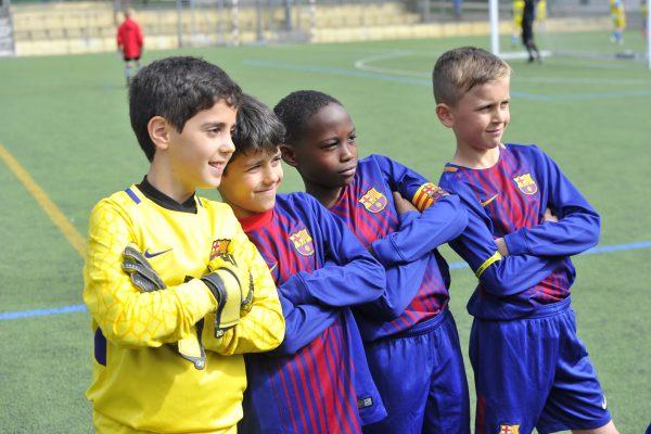 IberCup Cascais - команда Барселона - Road to Sport