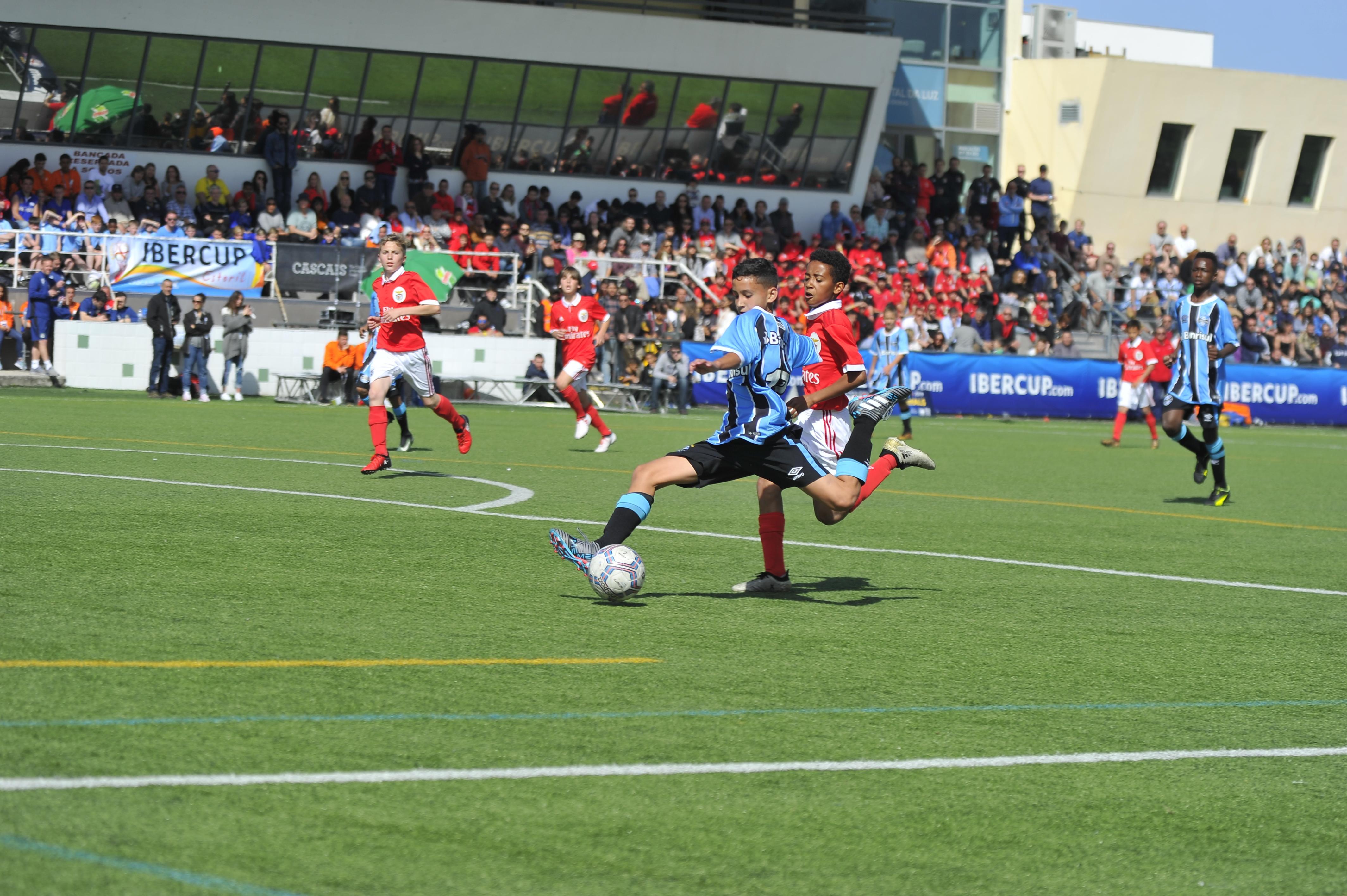 Ibercup Cascais International Football Tournament Road