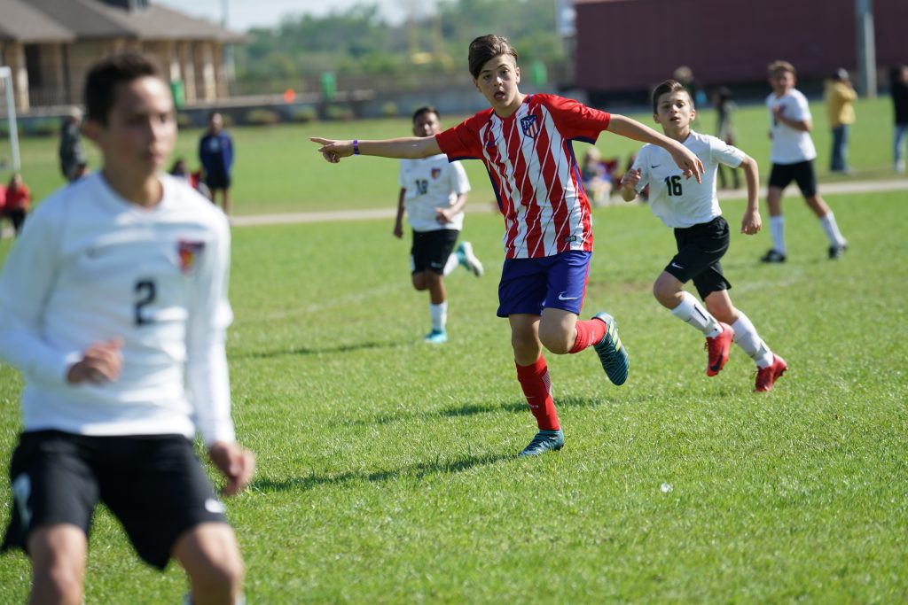 IberCup USA - players during the game - Road to Sport