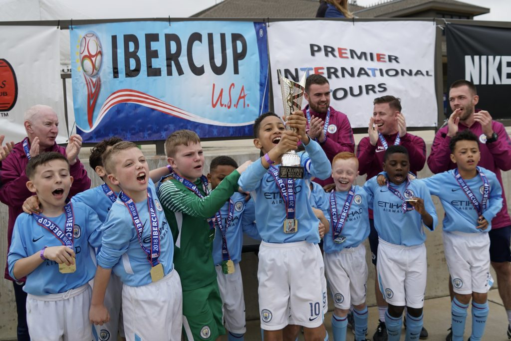 IberCup USA - team with the cup - Road to Sport