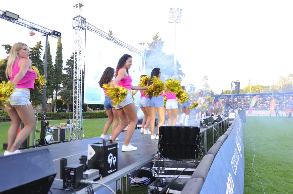 IberCup Estoril - cheerleaders - Road to Sport
