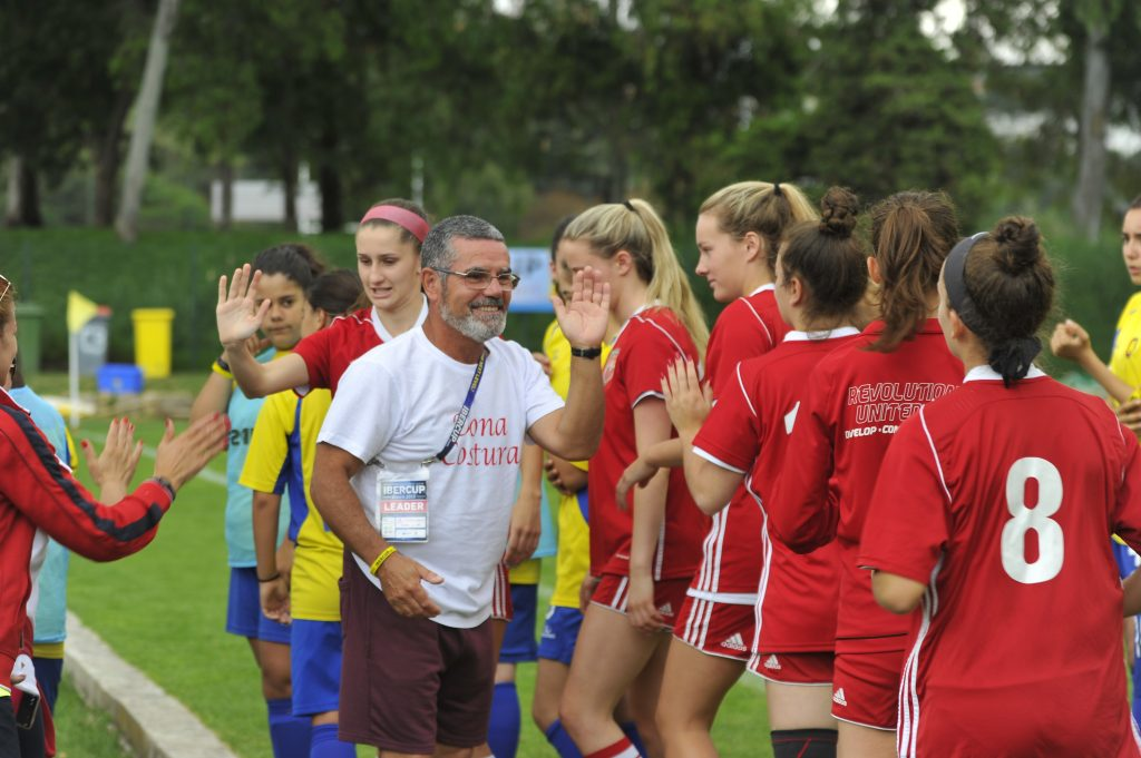 IberCup Estoril - girls - Road to Sport
