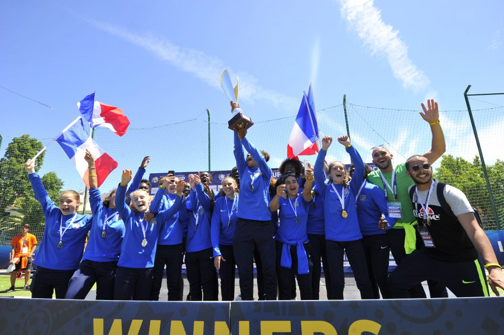 IberCup Estoril - team from France - winners - Road to Sport
