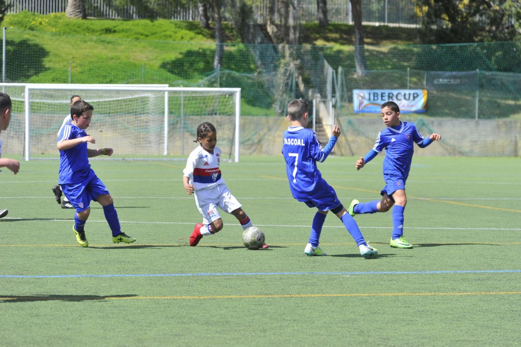 IberCup Cascais - Olympic Lyon - Road to Sport