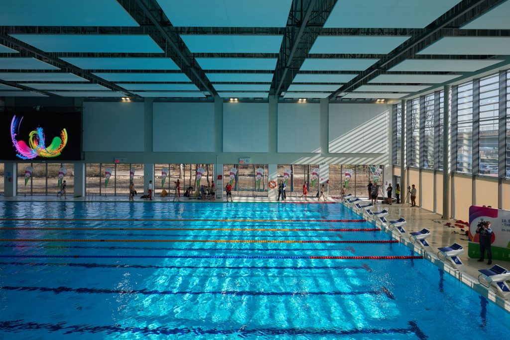 Swimming camps Wroclaw - swimming pool - Road to Sport