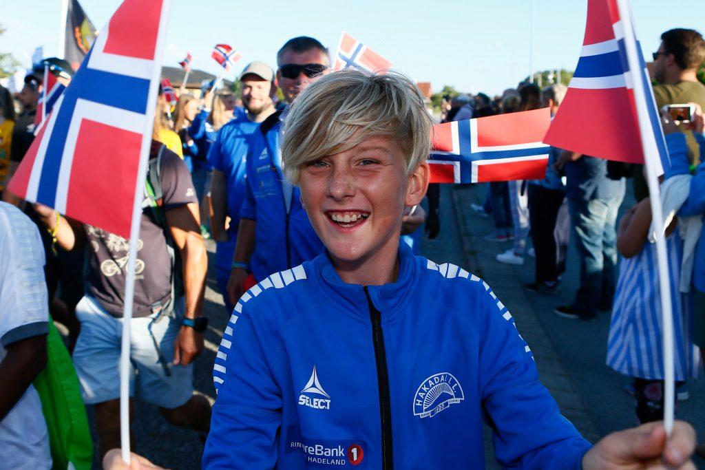 Dana Cup - młody zawodnik z Danii - Road to Sport