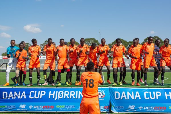 Dana Cup - players on the international football tournament - Road to Sport