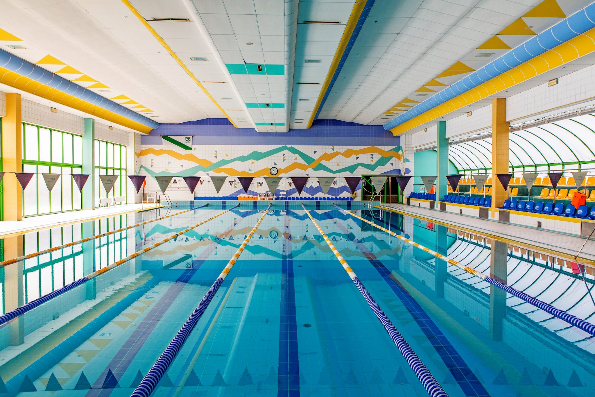 Sports camps Wroclaw - swimming pool - Road to Sport