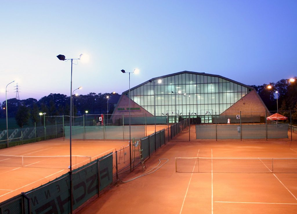 Sports camps Wroclaw - tennis courts - Road to Sport