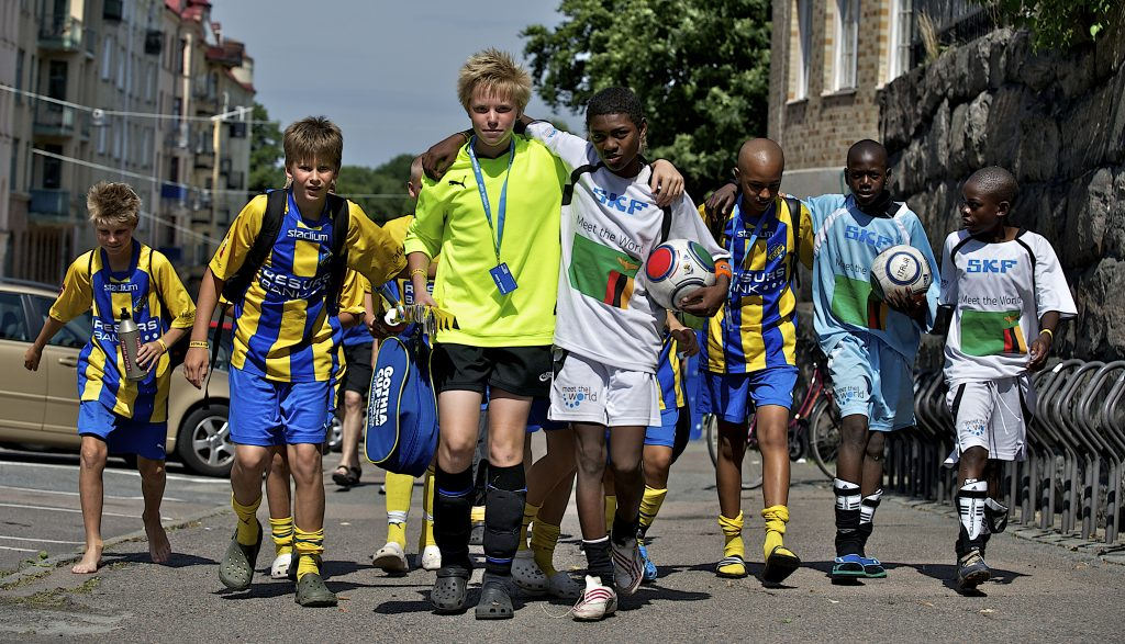 Gothia Cup - Meet the World - Road to Sport