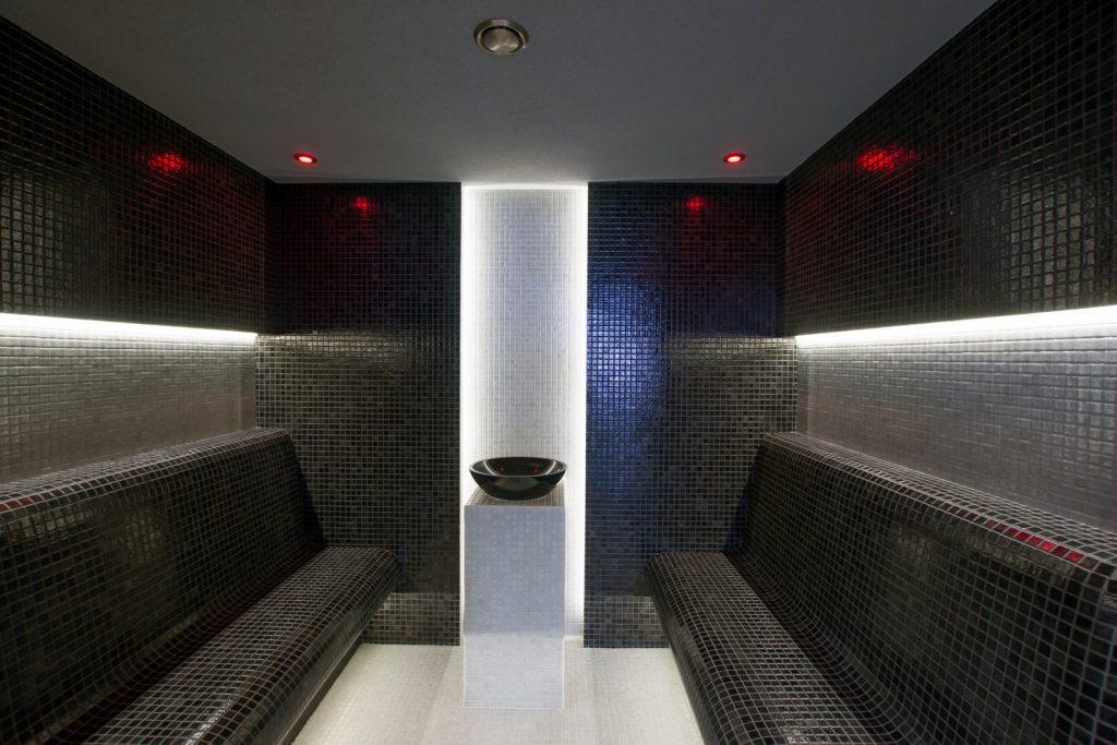 GEM Wrocław - hotel sauna - Road to Sport