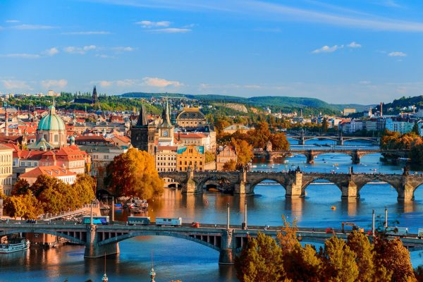 Tours to Prague - bridges - Road to Sport