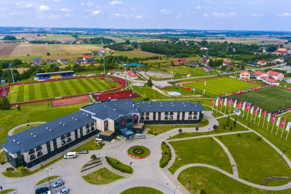 Pro football camps - complex of Mistral Hotel - Road to Sport