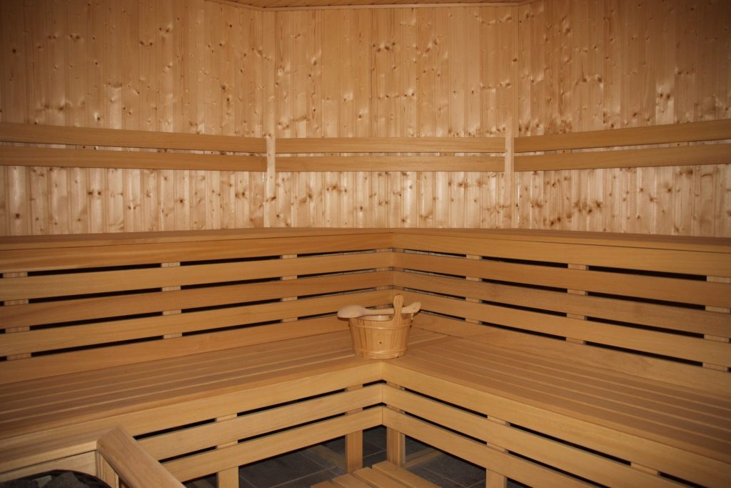 Swimming camps Oświęcim - sauna - Road to Sport