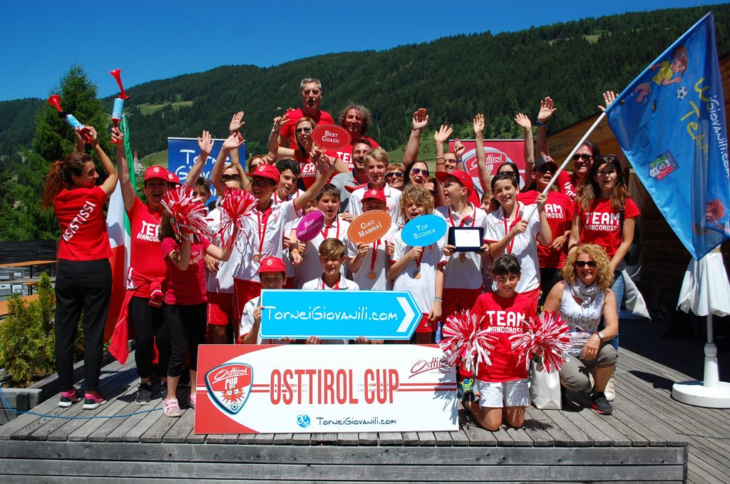 Osttirol Cup - Team Biancorossi - Road to Sport