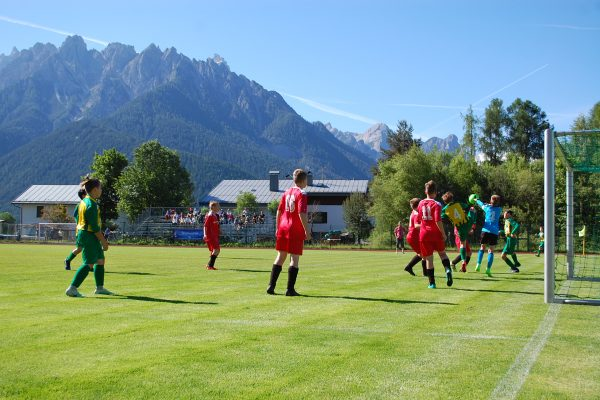 Osttirol Cup - players on the ground - Road to Sport