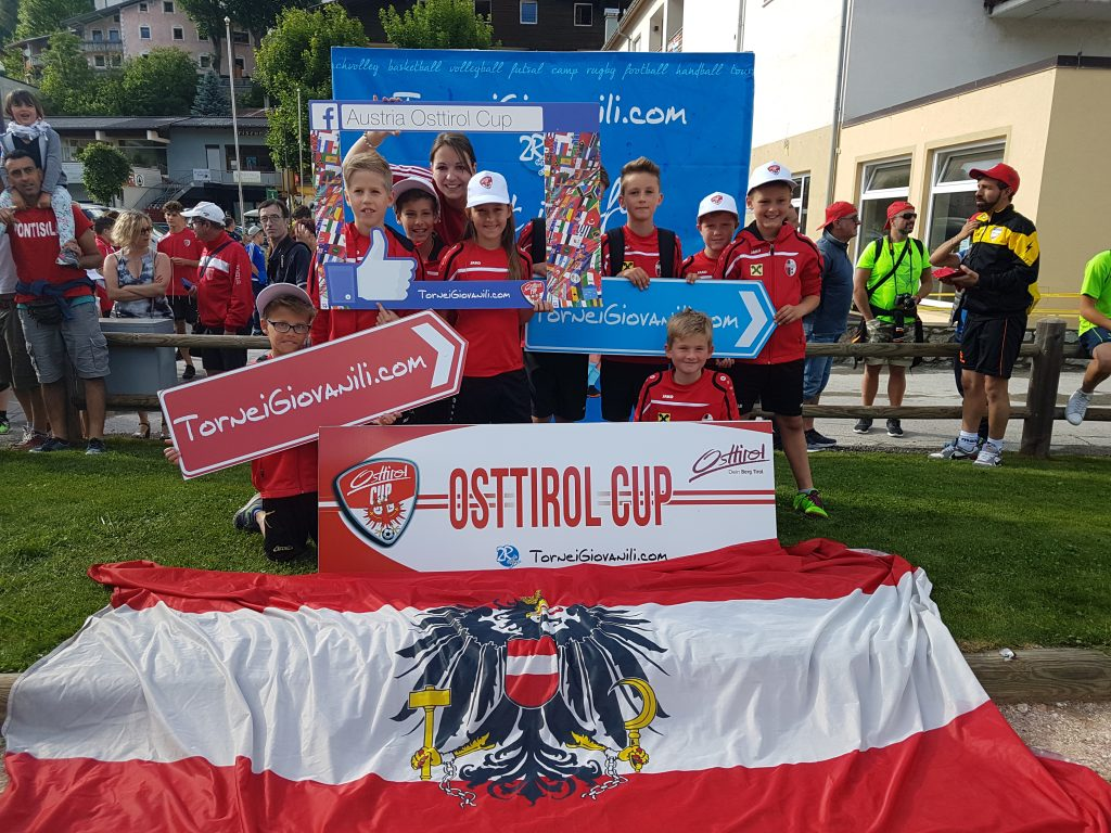 Osttirol Cup - participants with facebook frame - Road to Sport