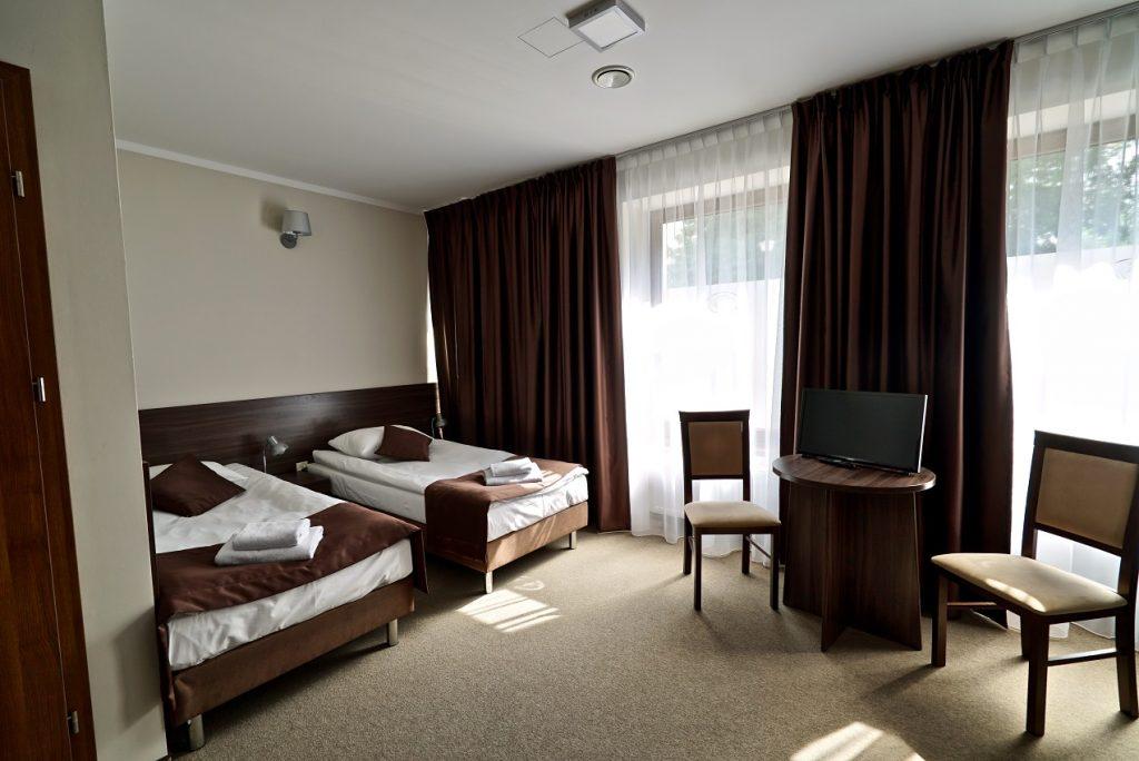 Swimming camps Oświęcim - bedroom