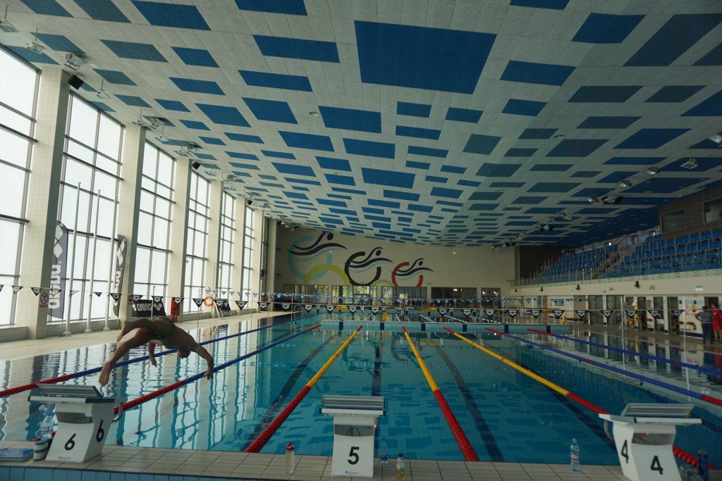 Swimming camps Oświęcim - indoor swimming pool - Road to Sport