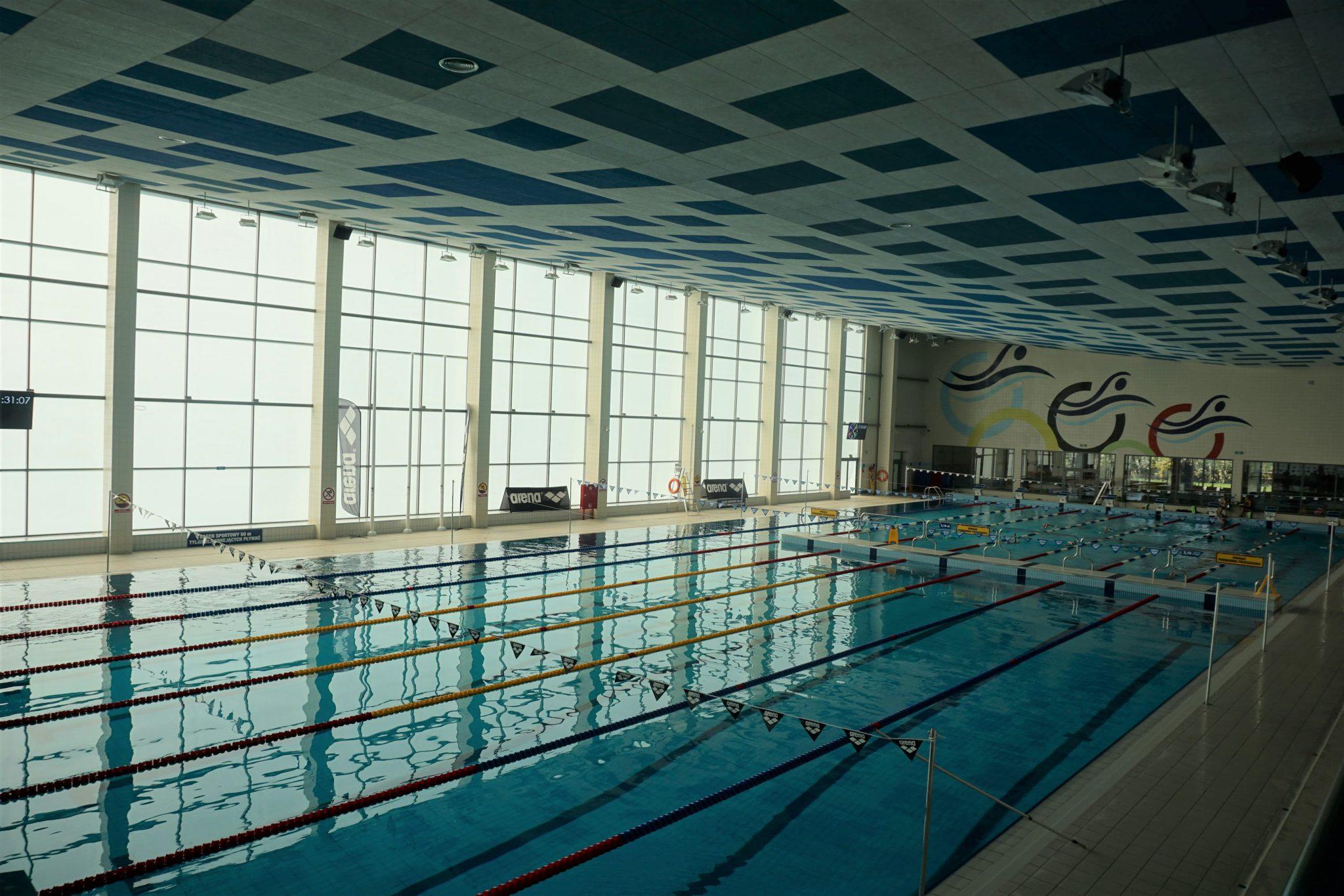 Swimming camps Oświecim - swimming pool