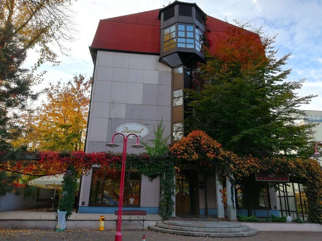 Obozy sportowe Kraków - Demel Hotel