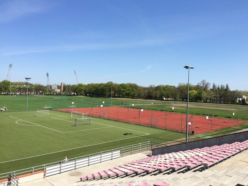 Academic Sports Center Wroclaw - stadium
