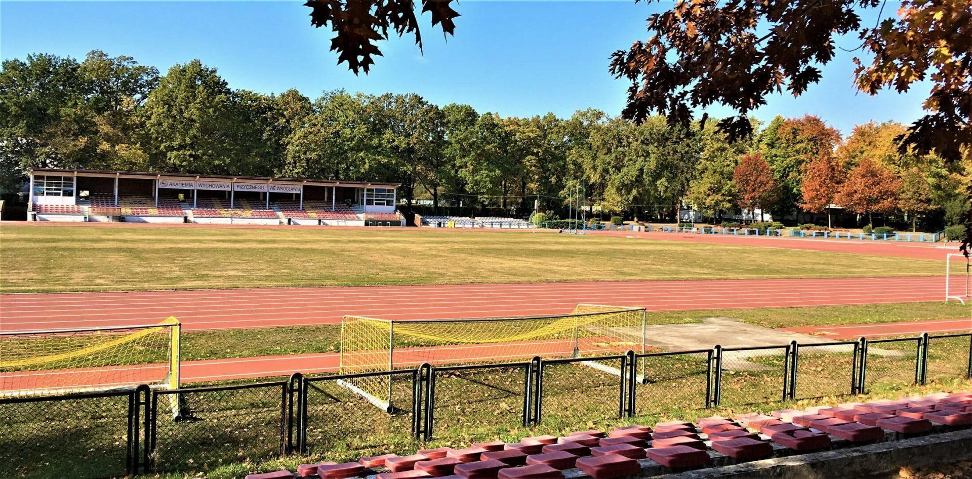 Academic Sports Center - athletics stadium