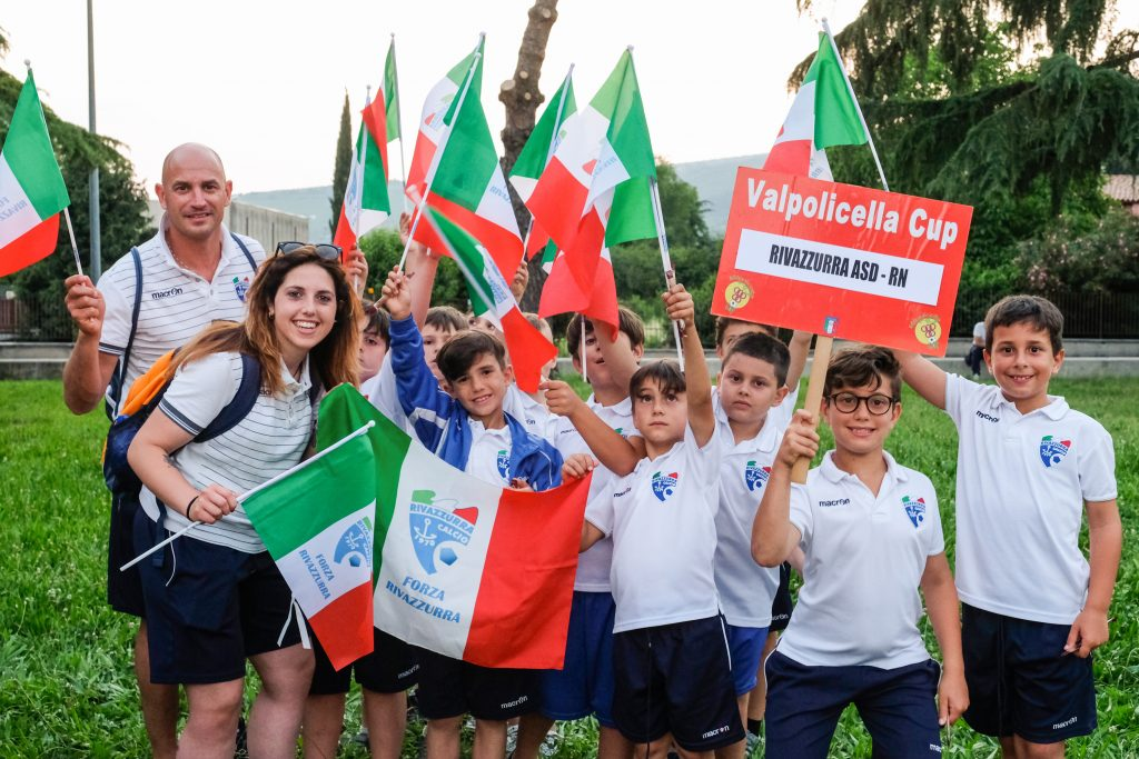 Valpolicella Cup - team on the tournament - Road to Sport