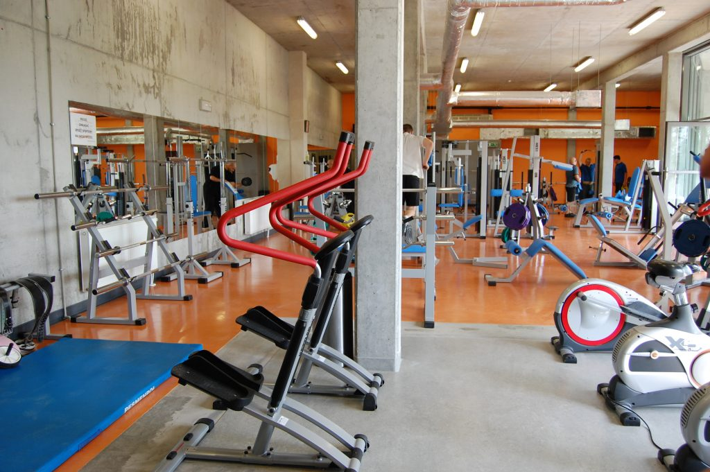 Sports camps Cracow - Com-Com gym - Road to Sport