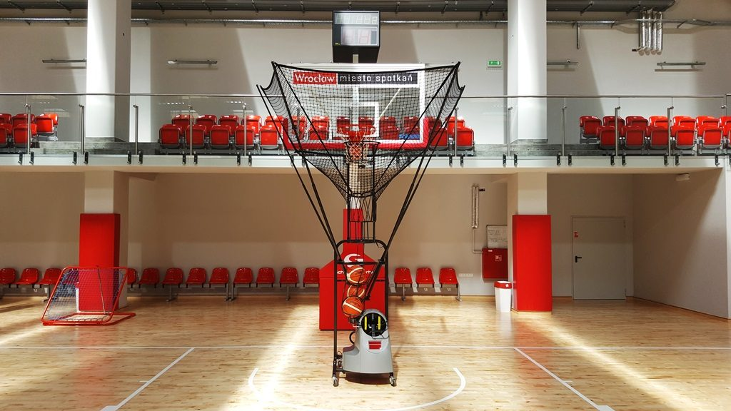 Basketball camps Wroclaw - sports basket