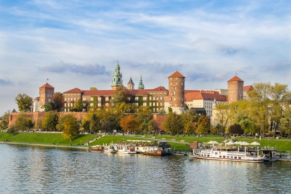 Sports tours to Cracow - Cracow view