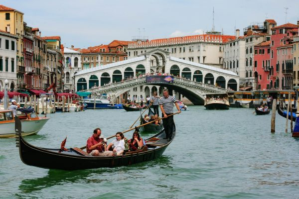 italian gondola, Venezia Jesolo Cup, team sport tours Venezia