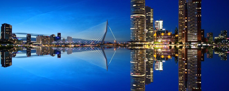Rotterdam's Harbour