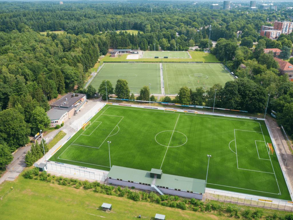 Football camps Holland - football ground Apeldoorn