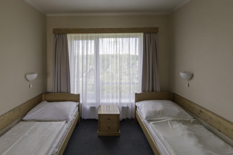 Football camps Prague - bedroom NaSancich