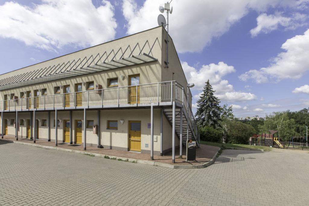 Football camps Prague - hostel NaSancich