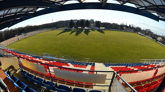 Football camps Croatia - football ground