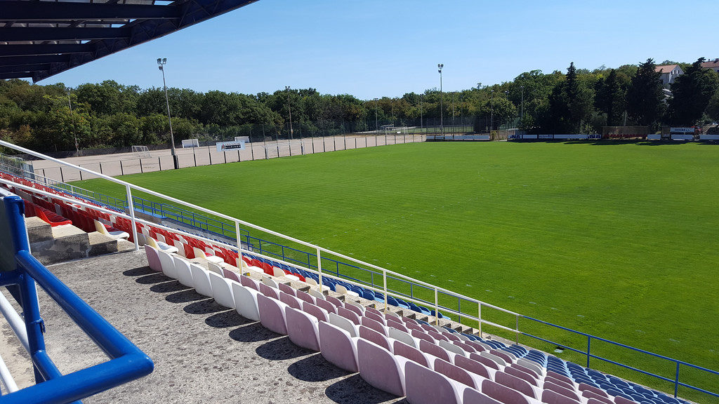 Football ground - Rijeka