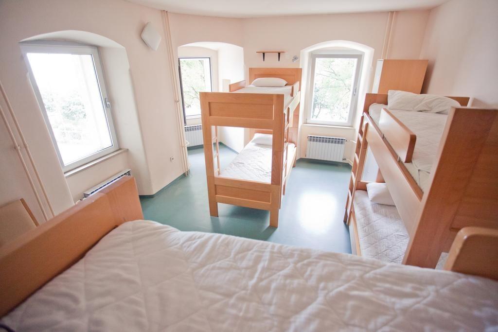 Football camps Croatia - bunk beds