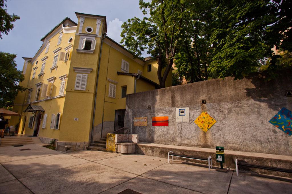 Football camps Croatia - the city